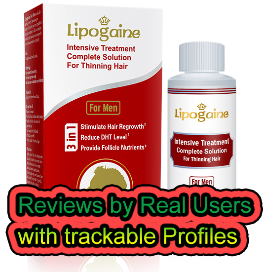 LipoGaine Reivew | By Real Users With Photos Before & After | 2019