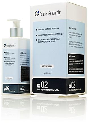minoxidil shampoo polar nr-02