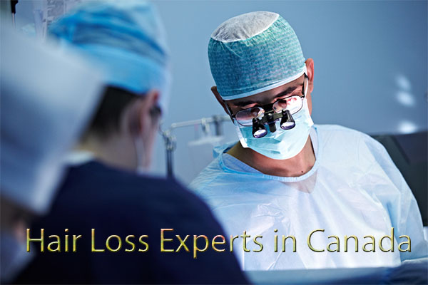hair transplant doctors in Canada