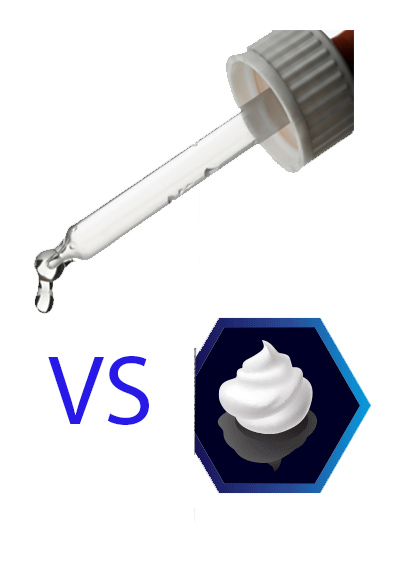 liquid minoxidil vs foam minoxidil