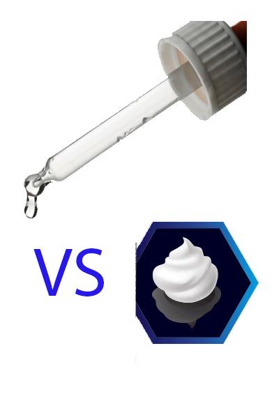 liquid minoxidil vs foam minoxidil
