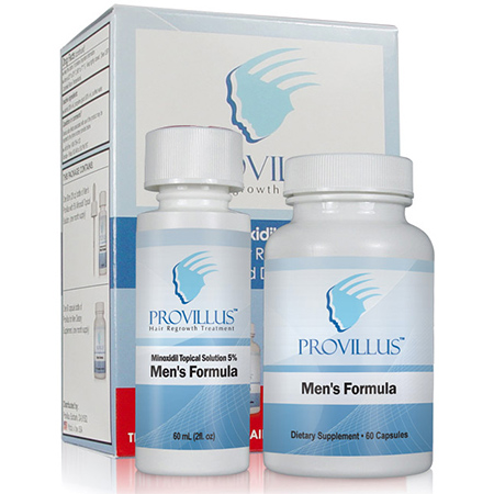 Provillus Hair Hair Loss Treatment Review