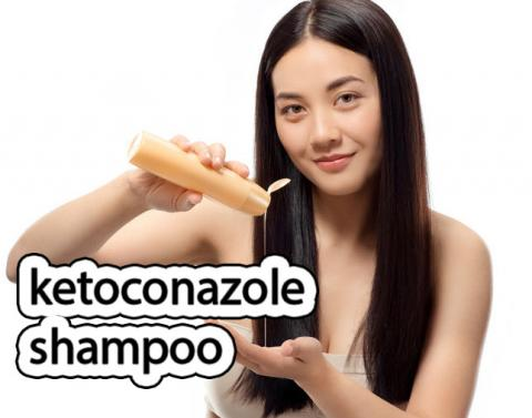 ketoconazole shampoo