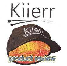 Kiierr Laser Hair Growth Cap  review