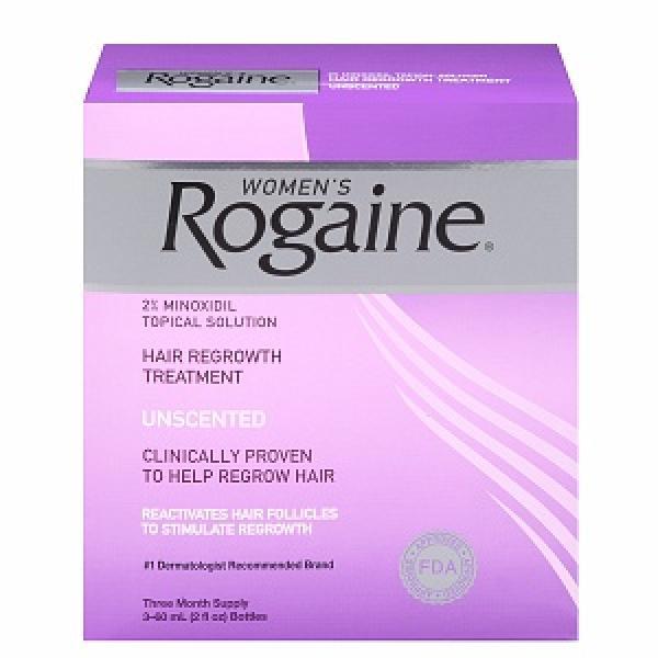 Rogaine For Women Minoxidilmax