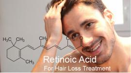 retinoic acid tretinoin hair loss treatment